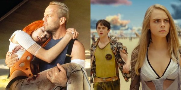 Fifth Element Valerian And The City Of A Thousand Planets