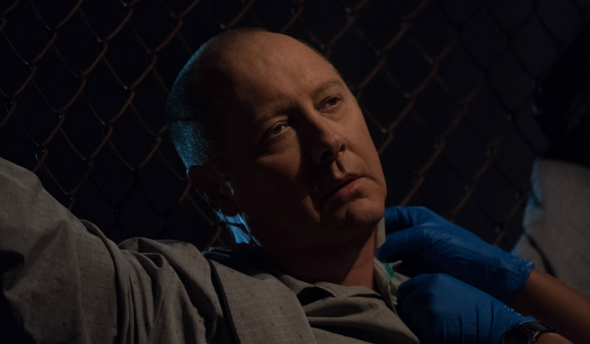 The Blacklist James Spader Raymond Red Reddington NBC