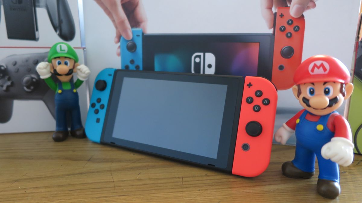 how to get the nintendo switch in canada