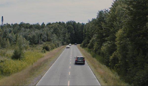 Road in Pet Sematary