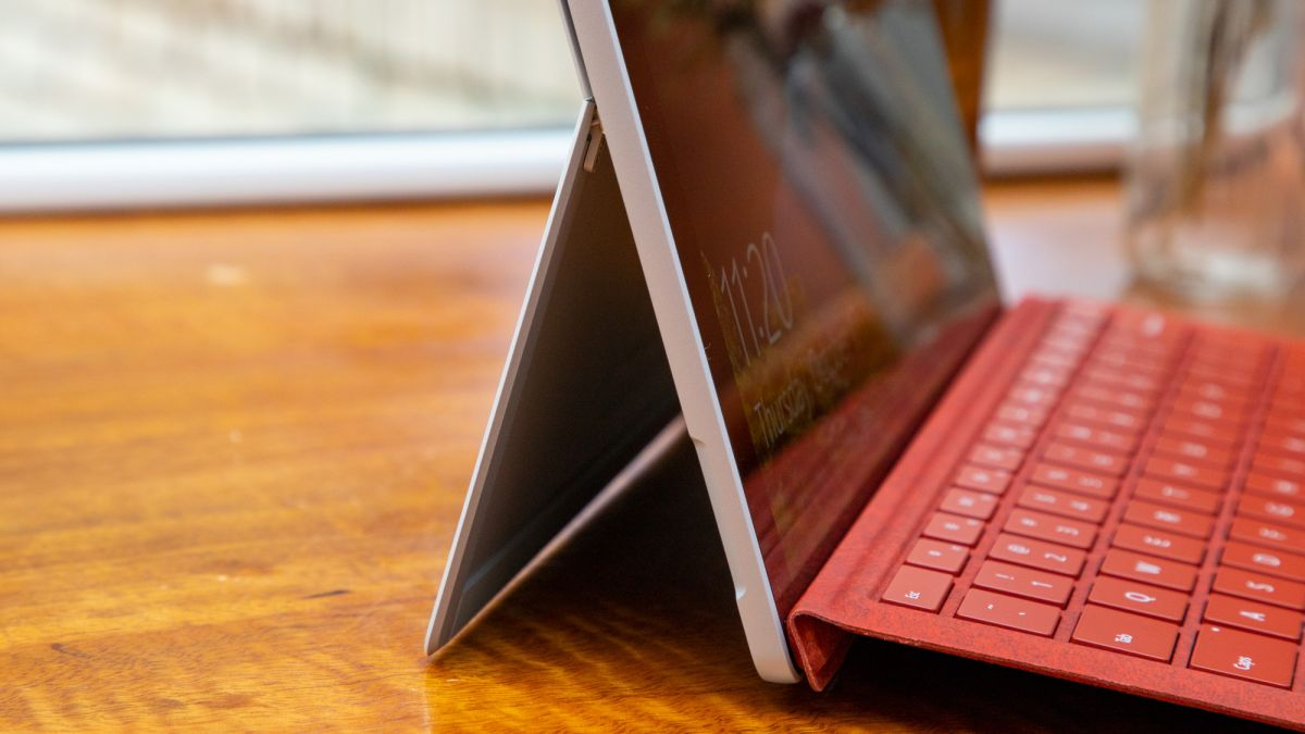 Microsoft's excuse for why Surface devices don't have upgradable RAM or Thunderbolt 3 is... weird thumbnail