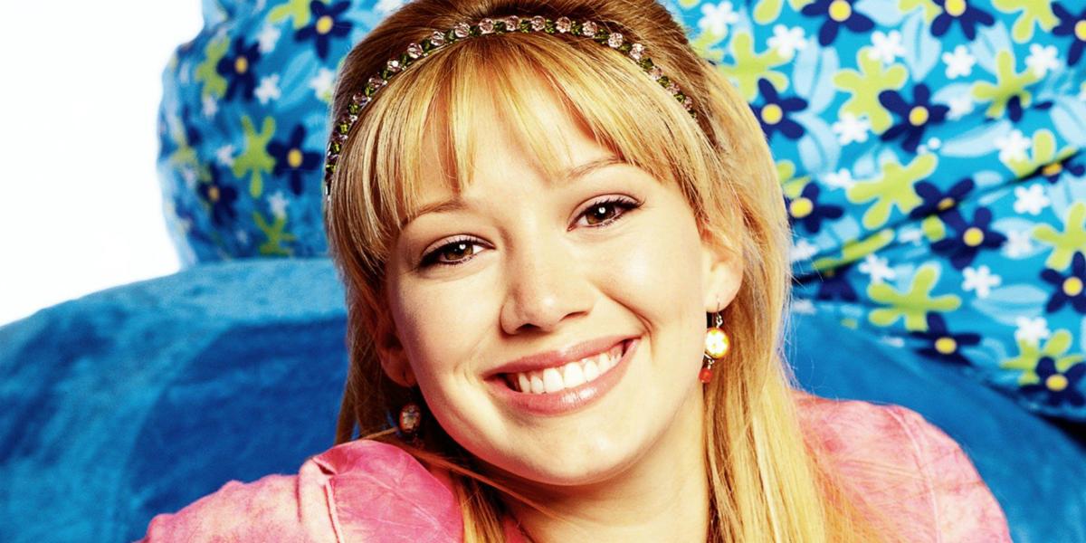 Lizzie McGuire Hilary Duff Disney
