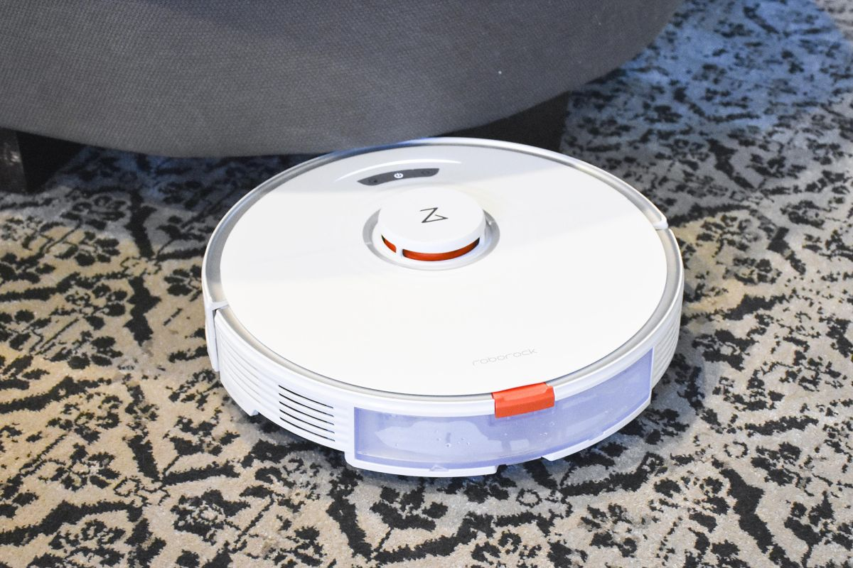 Roborock S7 robot vacuum review: The first hybrid robot vacuum mop I'd actually use