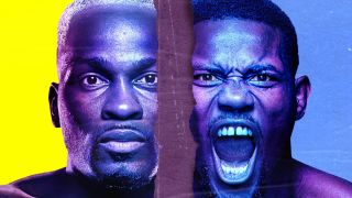 UFC Fight Night Brunson vs. Holland Promo Splash