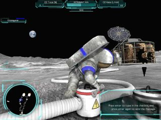 Game Review: Virtual Lunar Life on NASA's 'Moonbase Alpha'