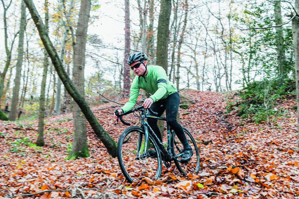 cyclocross course