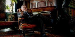 Daniel Craig's Knives Out 2 Has Landed A Matrix 4 Star