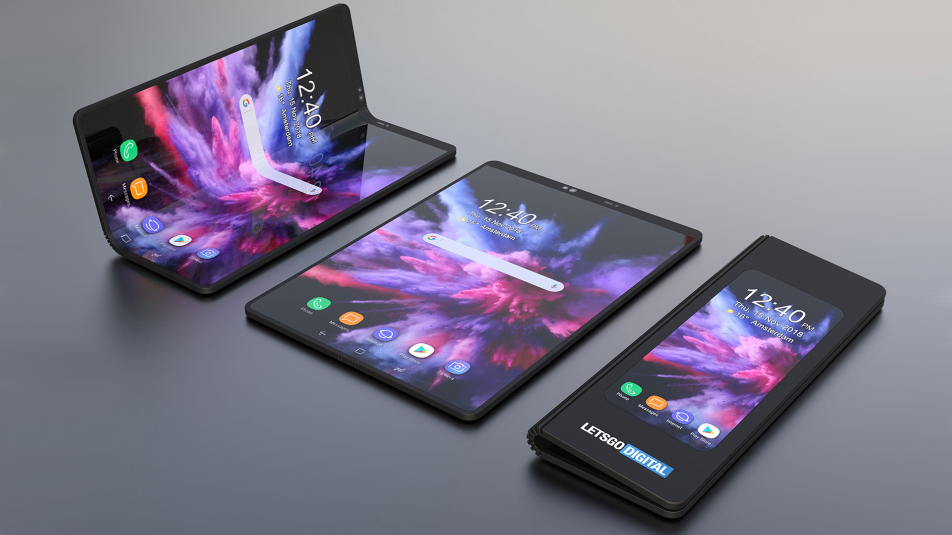 Samsung Rize Could Be The Final Name Of The Foldable Galaxy X T3
