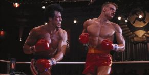 Sylvester Stallone Can't Stop, Won't Stop Sharing Rocky IV Outtakes