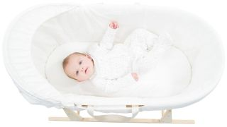 The best fabric and plastic Moses baskets