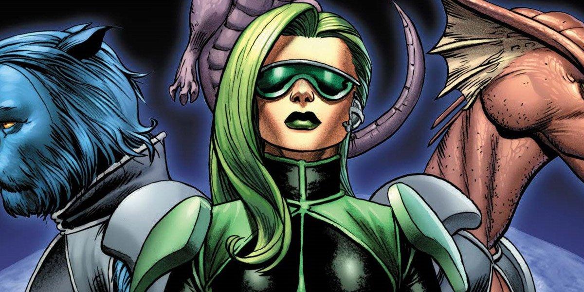 Abigail Brand Marvel Comics
