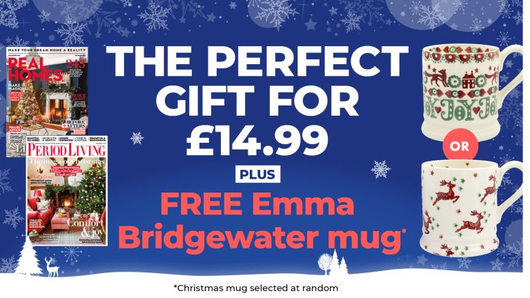 Emma Bridgewater Christmas mug subscription offer
