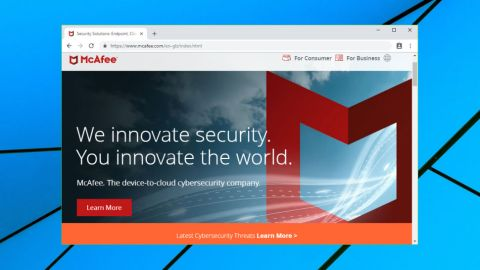 McAfee Ransomware Interceptor review | TechRadar