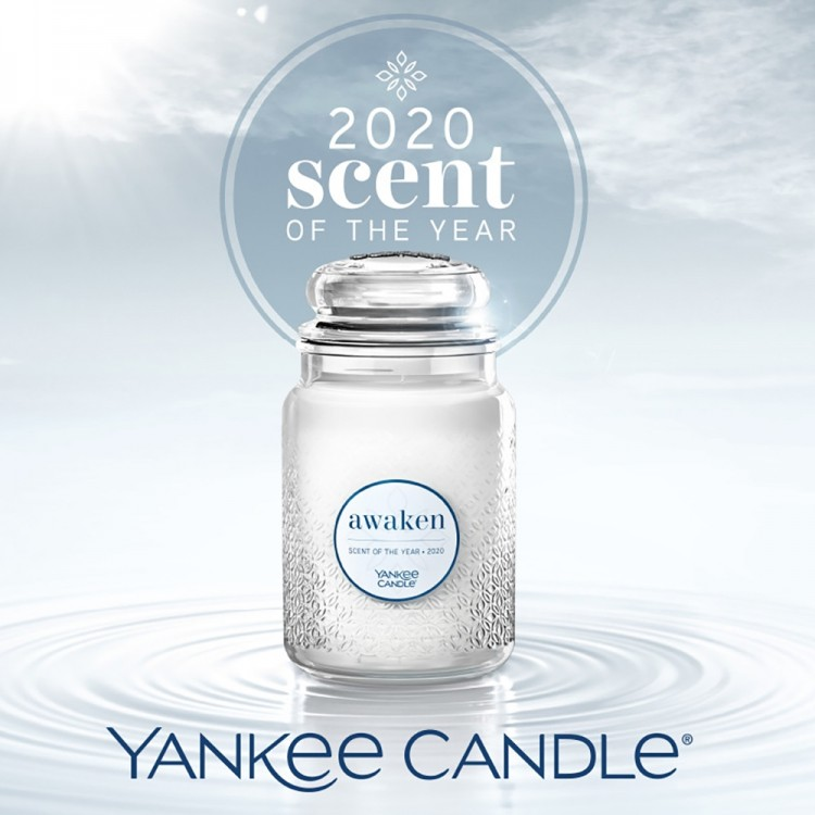 Yankee Candle reveals its 2020 Scent of the Year and it carries an important message about today's society