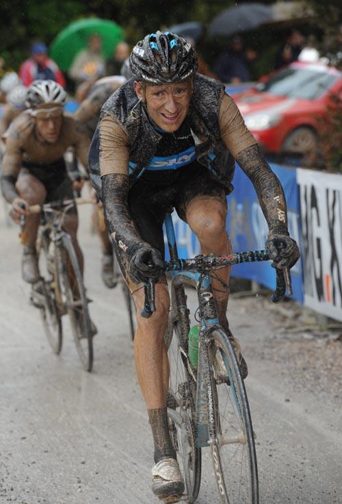 Bradley Wiggins, Giro d'Italia 2010, stage 7
