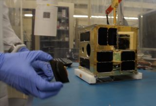 BRITE Satellite a Tiny Space Telescope