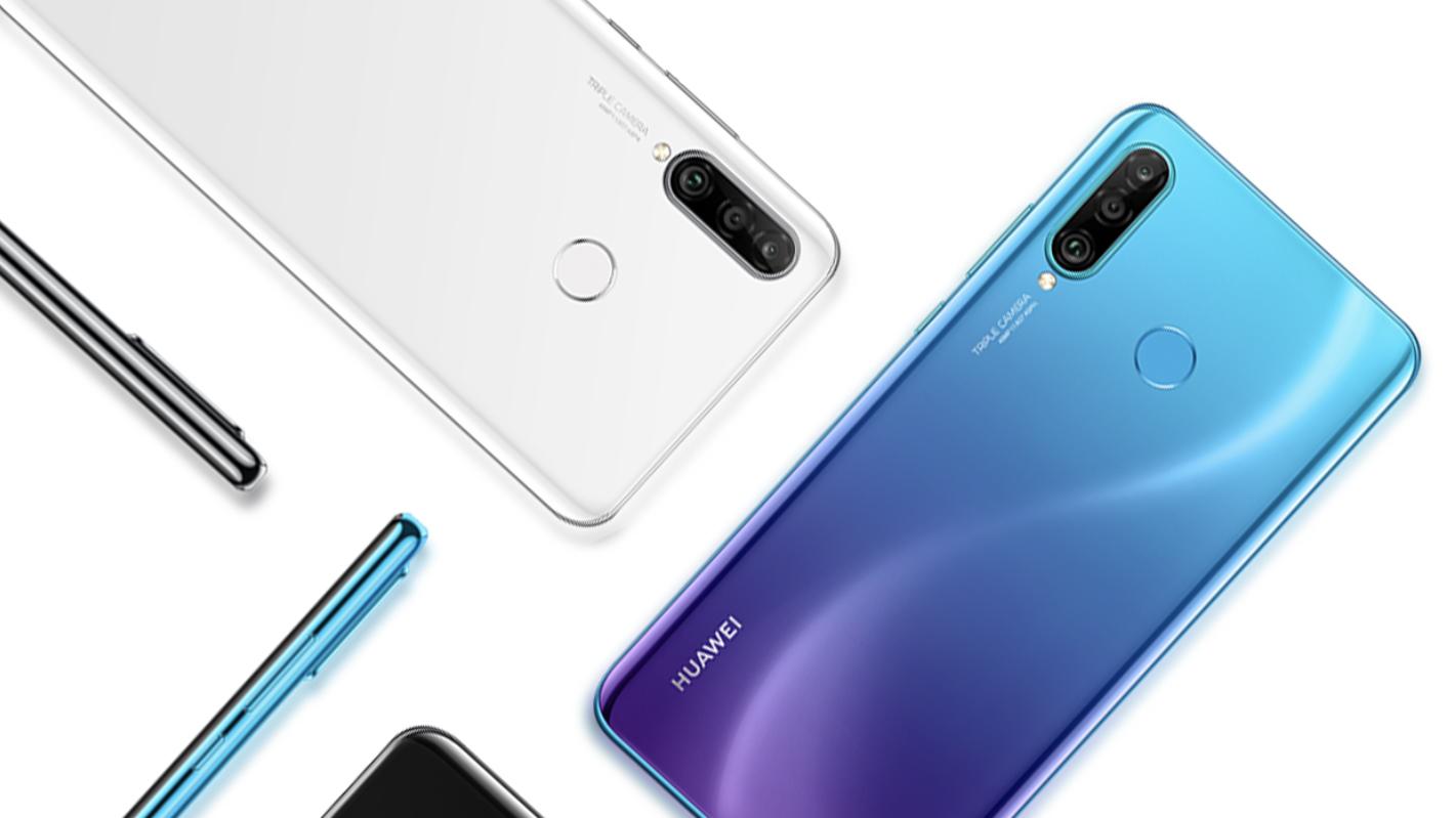 Huawei P30 Lite: 48 megapixel camera phone for £329