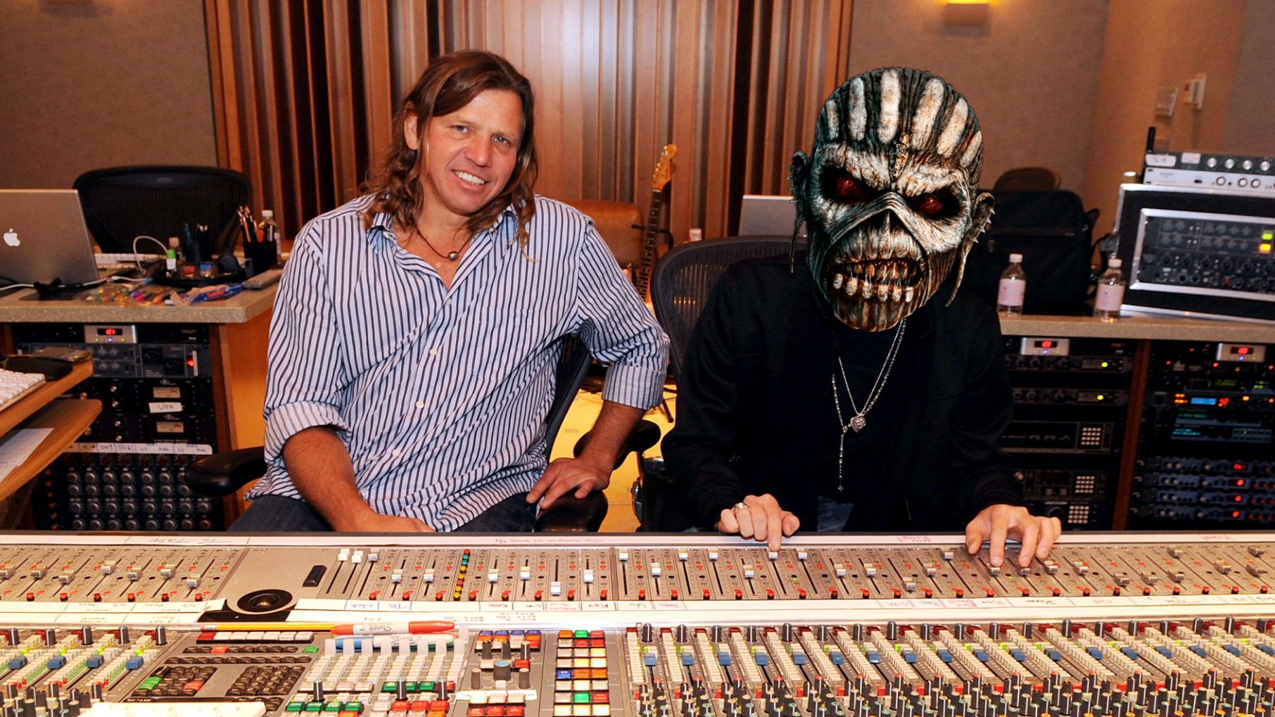 The 10 best Iron Maiden songs that I've produced, by Kevin Shirley | Louder