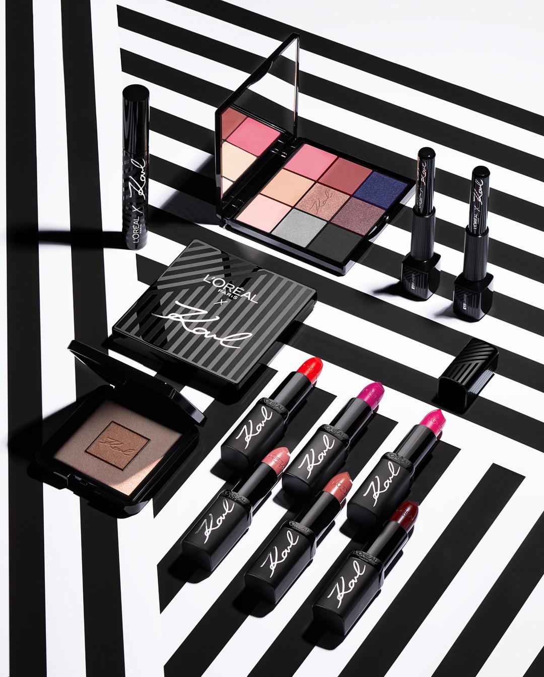 Brilliant Designer Makeup Collaboration