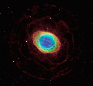Hubble Reveals the Ring Nebula's True Shape