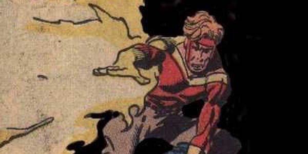 Russell Collins X-Men comics