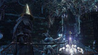 Bloodborne Chalice Dungeon bosses