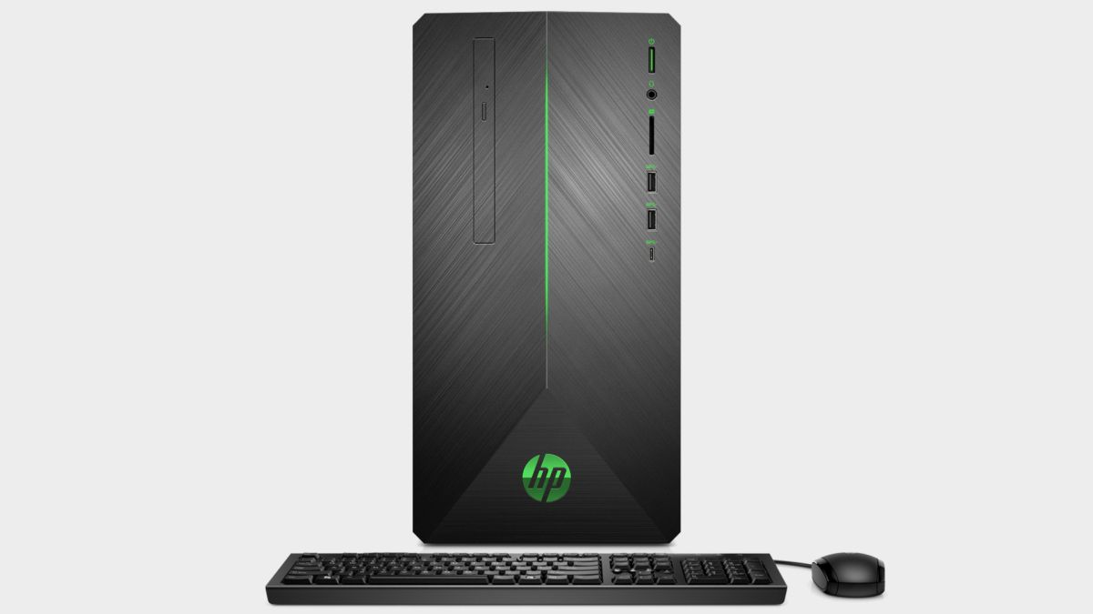 This HP Pavilion for $579 might be the cheapest PC with a GTX 1660 Ti ever