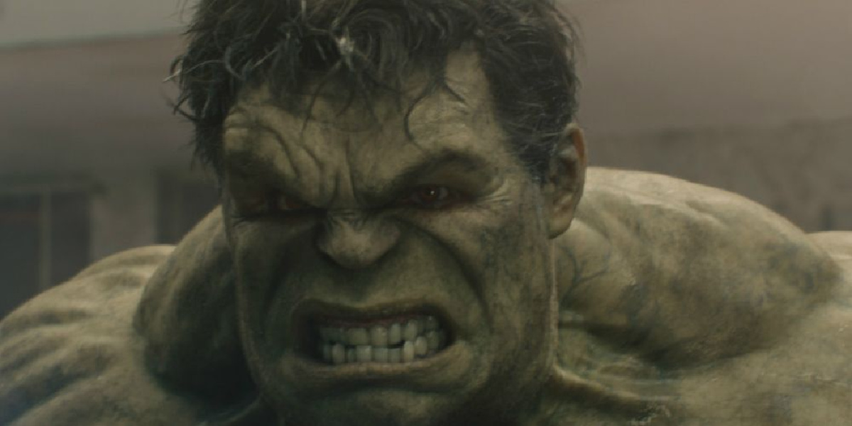The Hulk as portrayed in the Marvel Cinematic Universe.