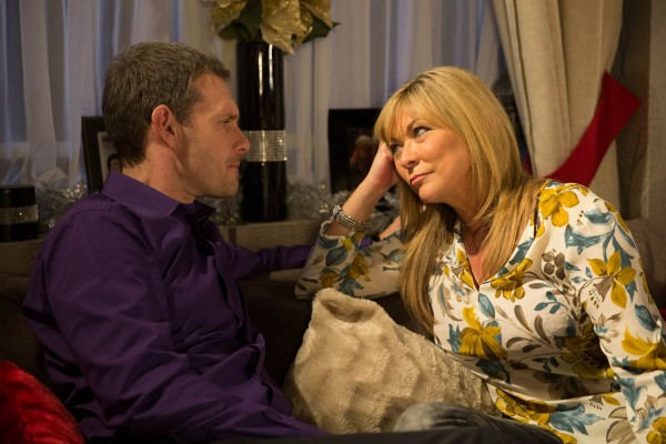 Nick wants to be there for Erica when she has the baby (ITV)