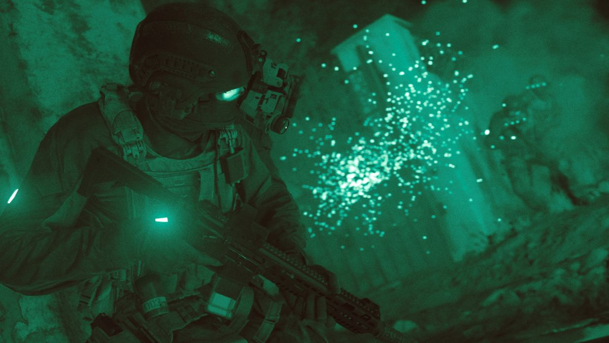 Prepare yourself: Call of Duty: Modern Warfare doesn't have