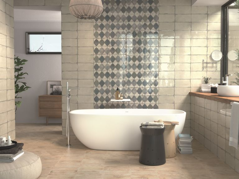Reminiscent Provencal by The Baked Tile Company