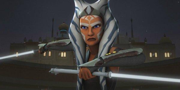 Ahsoka Tano Ashley Eckstein Star Wars: The Clone Wars Cartoon Network