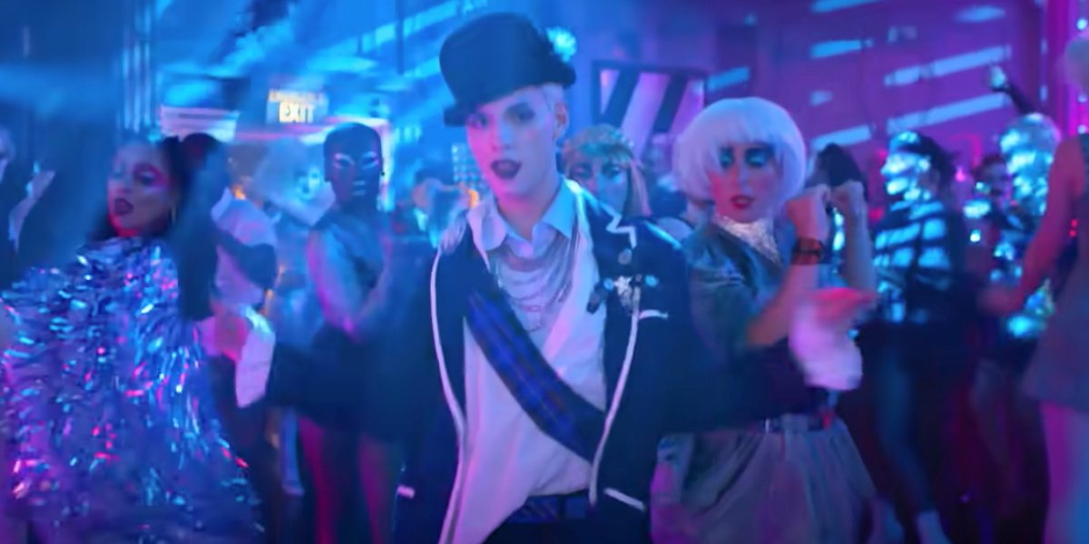 Jamie in the trailer for Everybody's Talking About Jamie.