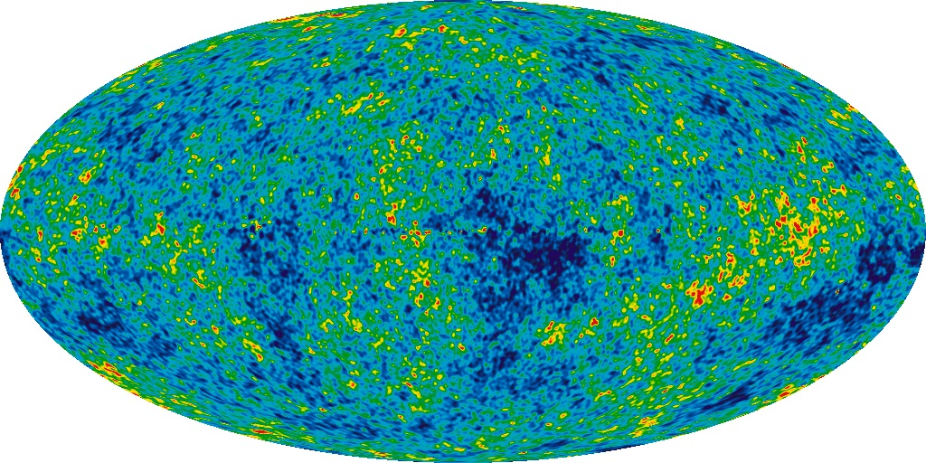 New 'Baby Picture' of Universe Unveiled | Space