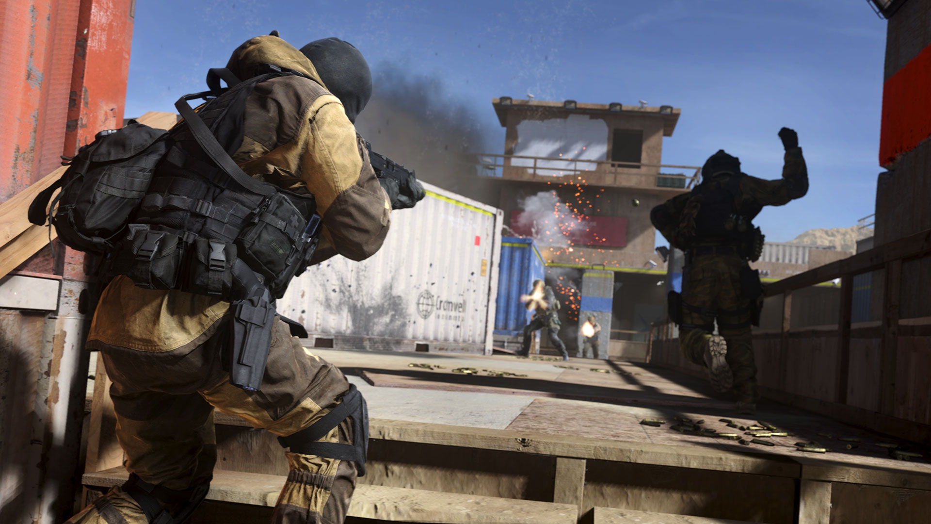 Call Of Duty Modern Warfare Patch Notes Bug Fixes