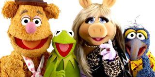 The Muppets frozzie kermit miss piggy gonzo