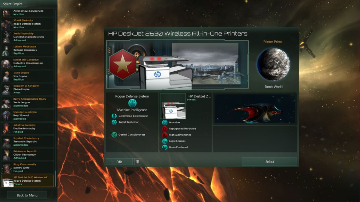 Play Stellaris as the most evil alien race imaginable: HP