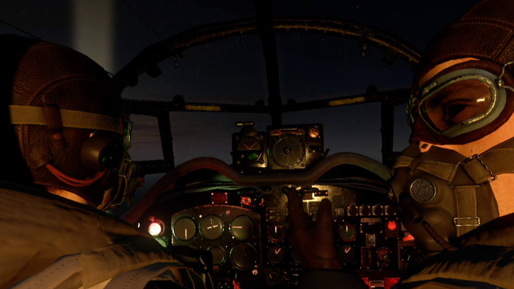 New VR experience from the BBC puts you in the cockpit of a World