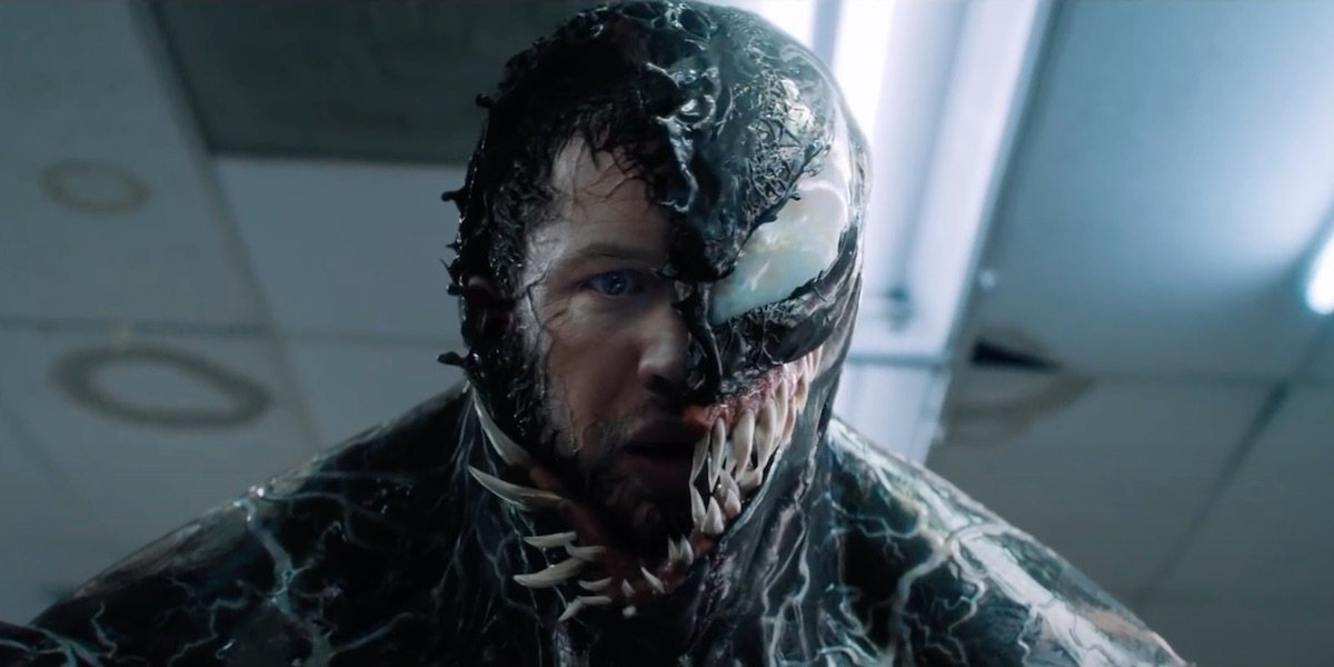 Venom Video Shows Tom Hardy Having Fun With Motion Capture, Now Bring On Carnage