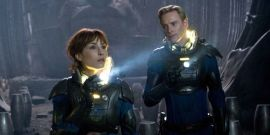 How Noomi Rapace Might Actually Play Into Alien: Covenant