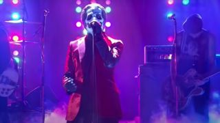 Ghost's Tobias Forge covering Rolling Stones track Sympathy For The Devil