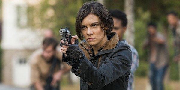 Maggie in the Season 7 finale
