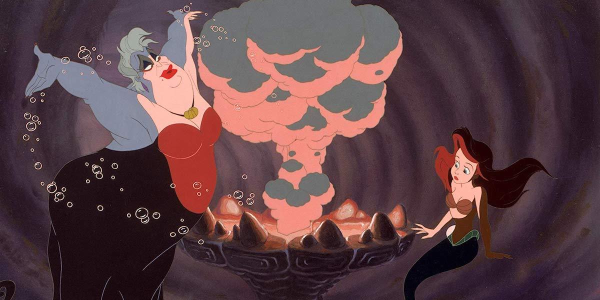 "Ursula and Ariel ""Poor Unfortunate Souls"" The Little Mermaid"