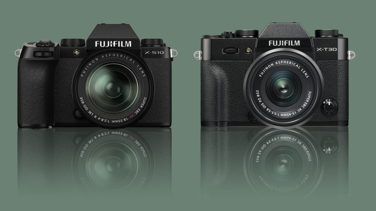 Fujifilm X-S10 vs X-T30: How do Fujifilm's mid-range mirrorless cameras compare?