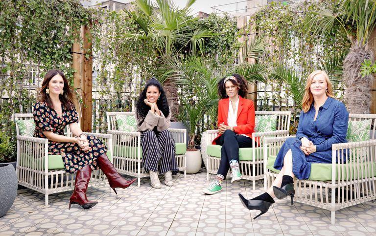 Women's Prize for Fiction Judges 2021