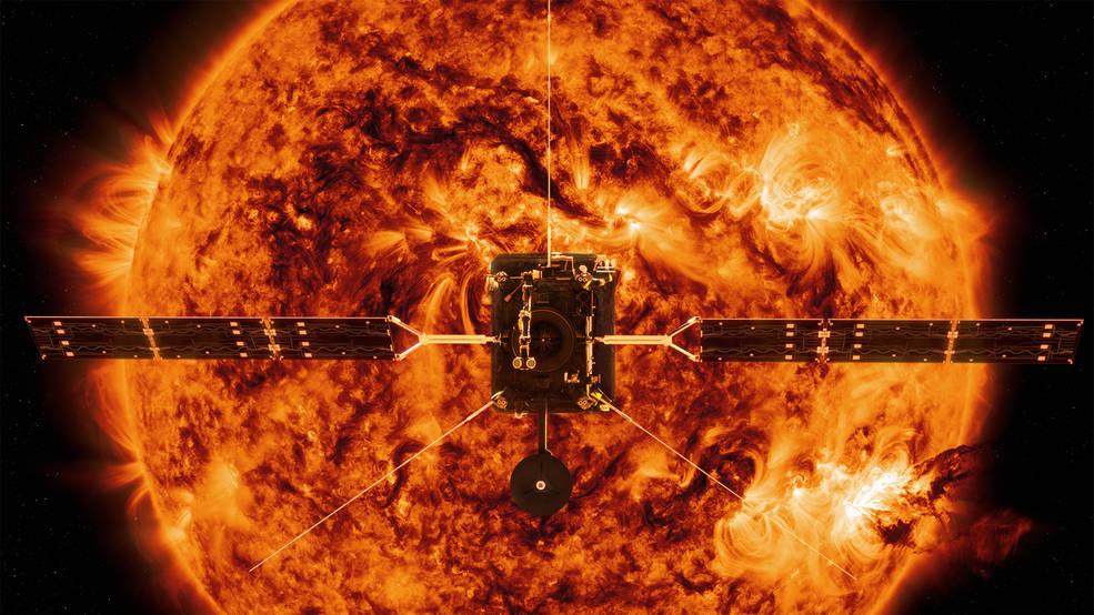 Solar Orbiter sa vydal na pekelnú cestu