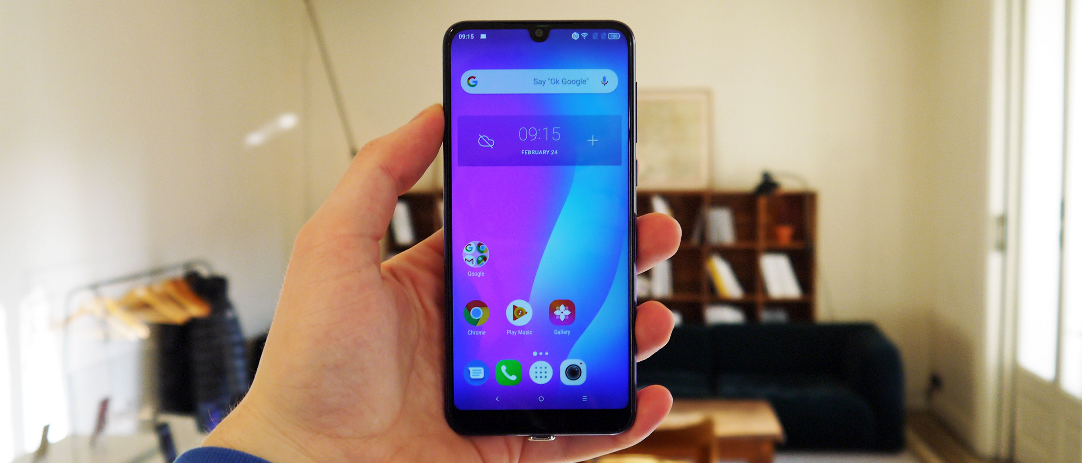 Hands On Alcatel 3 2019 Review Techradar