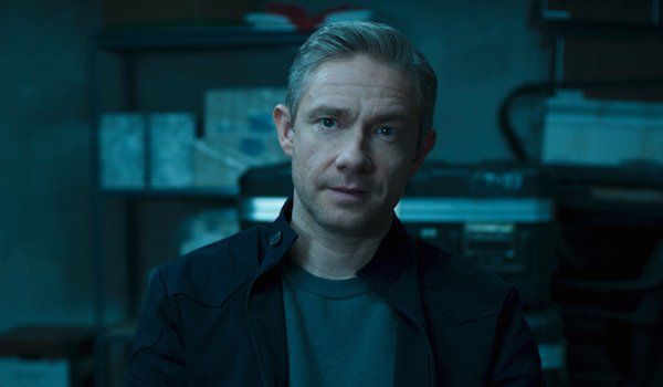 Everett Ross Martin Freeman Black Panther