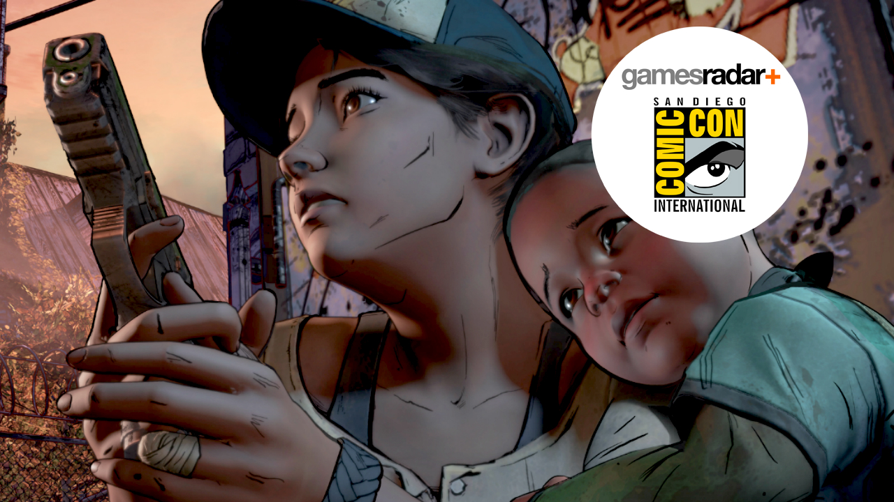 What's happened to Clementine's finger in these new The