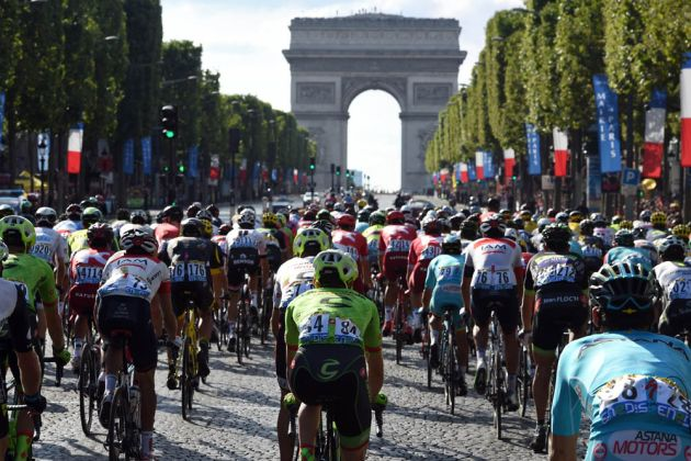 Tour de France 2017 wildcard teams announced - Cycling Weekly 458cf9064